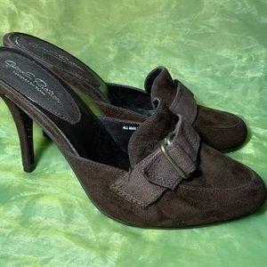 GEN E RATION Ladies Suede shoes sz 8